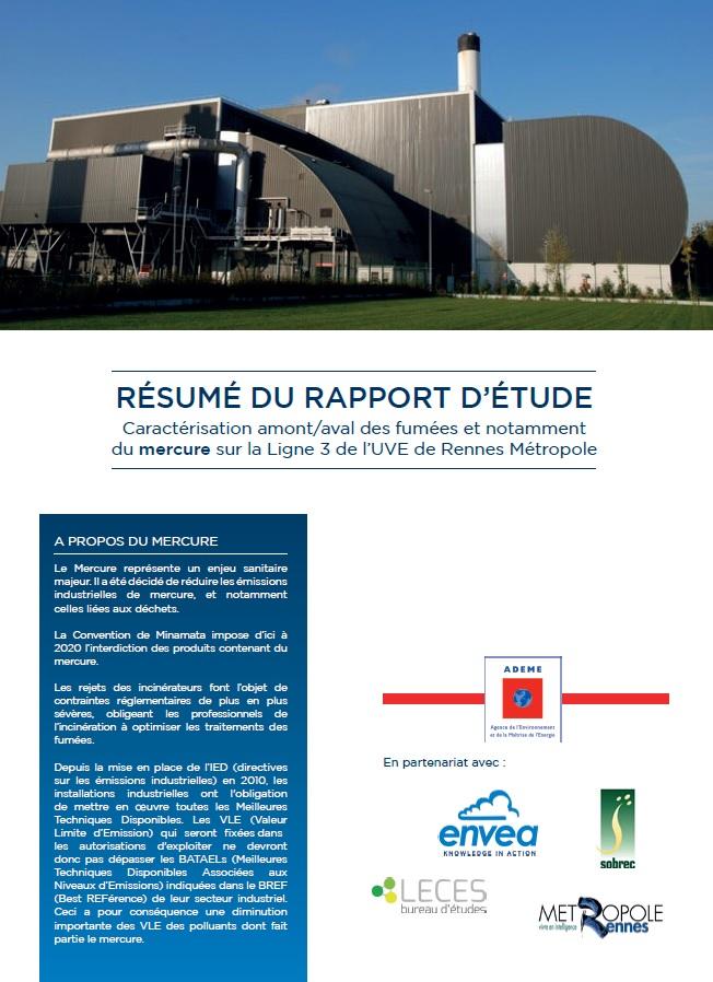 ADEME-VEOLIA-LECES-Rennes-Sobrec-Mercure-emissions-fumée