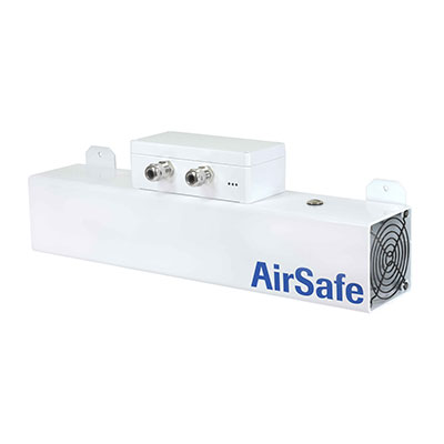 AirSafe dust monitor