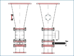 maxxflow mass flow measurement process solids