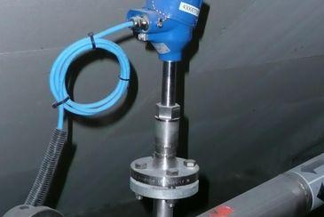 Filter leakage detection in a hazardous area (Ex)