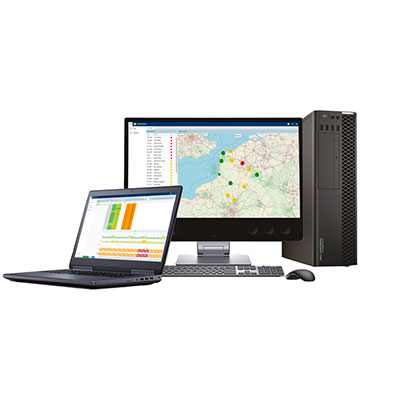 air-quality-DAHS-XR-software