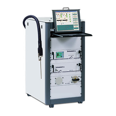 Mini DeNOx Cabinet - Engine Gas Analysis Systems
