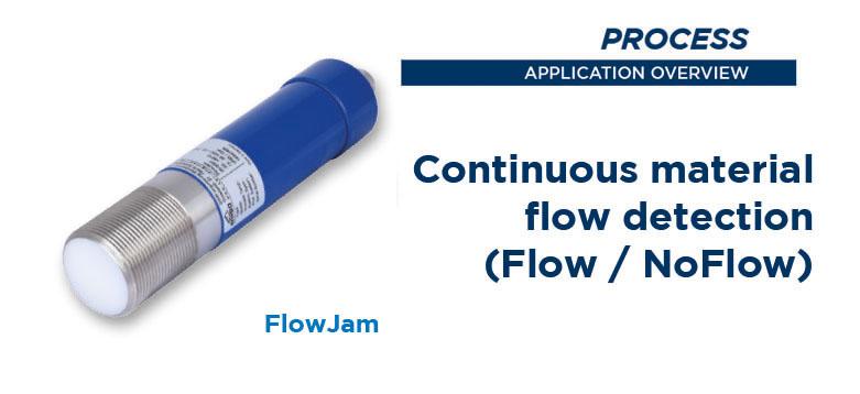 detection flus matière Flowjam