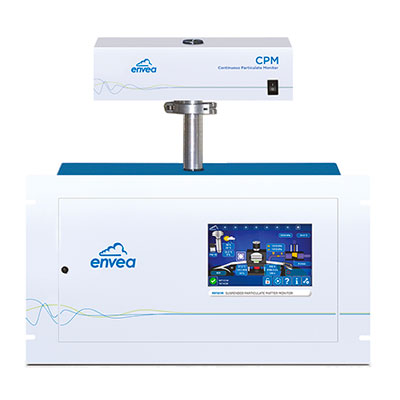 Automatic & Real-Time Suspended Particulate Monitor