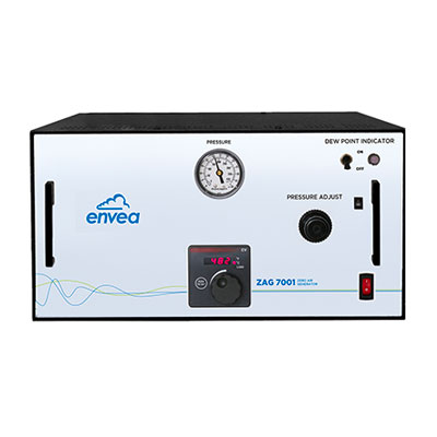 Zero Air Generator for ambient air gas analyzers'
