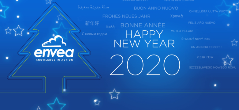 Season Greetings 2020 - ENVEA